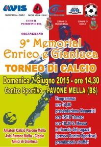 MEMORIAL ENRICO E GIANLUCA 2015